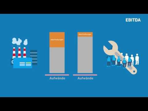 Unsere Finanzkennzahlen: EBIT & EBITDA