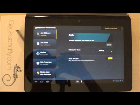 Norton Mobile Security Antivirus For Google Android