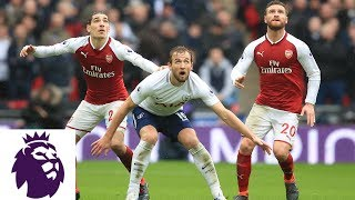 Arsenal and Tottenham: The history of the North London Derby I Premier League I NBC Sports