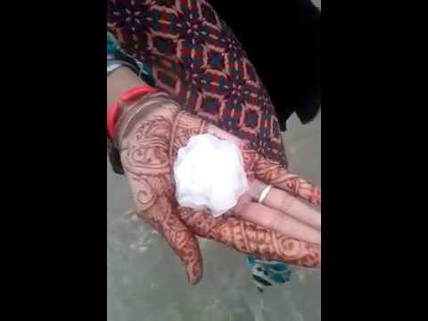 Biggest Heavenly Snow In Sindh