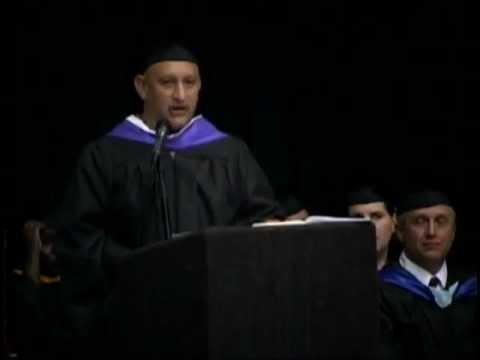 Mitch Hahn Graduation Speech 2012