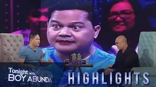 "TWBA: Bayani shares the story behind one of his most hilarious moments in ""I Can See Your Voice"""