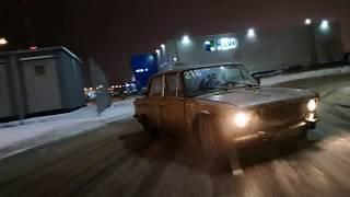 ДриФт на глубосе (зима 2018)