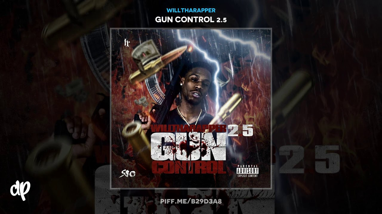 WillThaRapper — Caught Ah Vibe [Gun Control 2.5]