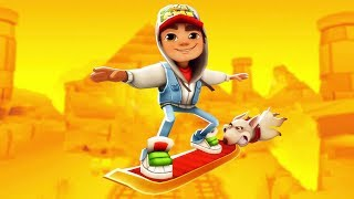 SUBWAY SURFERS CAIRO 2018 - EGYPT ✔ JAKE AND 48 MYSTERY BOXES OPENING