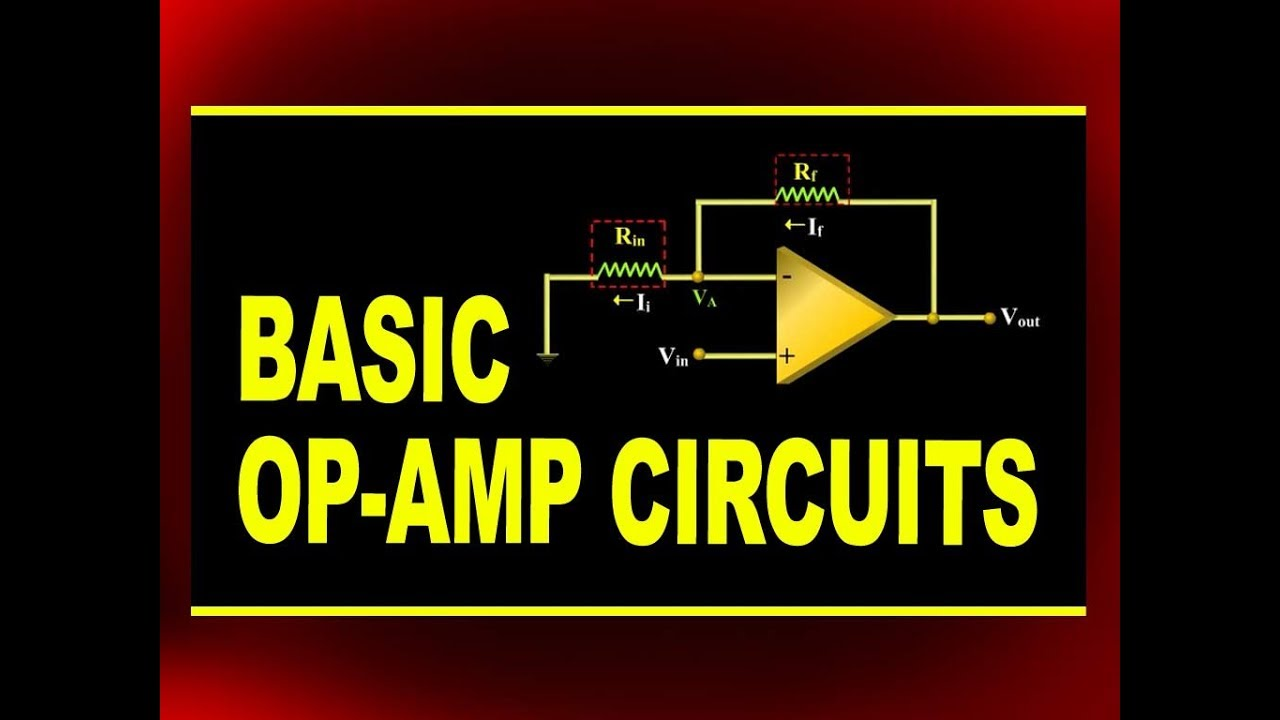 Basic Op Amp Operational Amplifier Circuits Semiconductor How Does This Opamp Noninverting Work Devices Physics4students