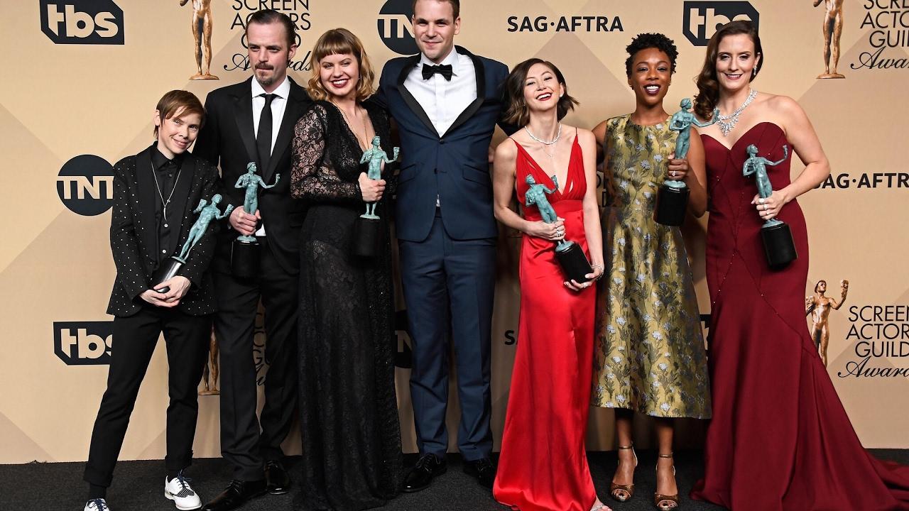 The 23rd Annual Screen Actors Guild Awards - Show Photos ... |Motion Actors Guild