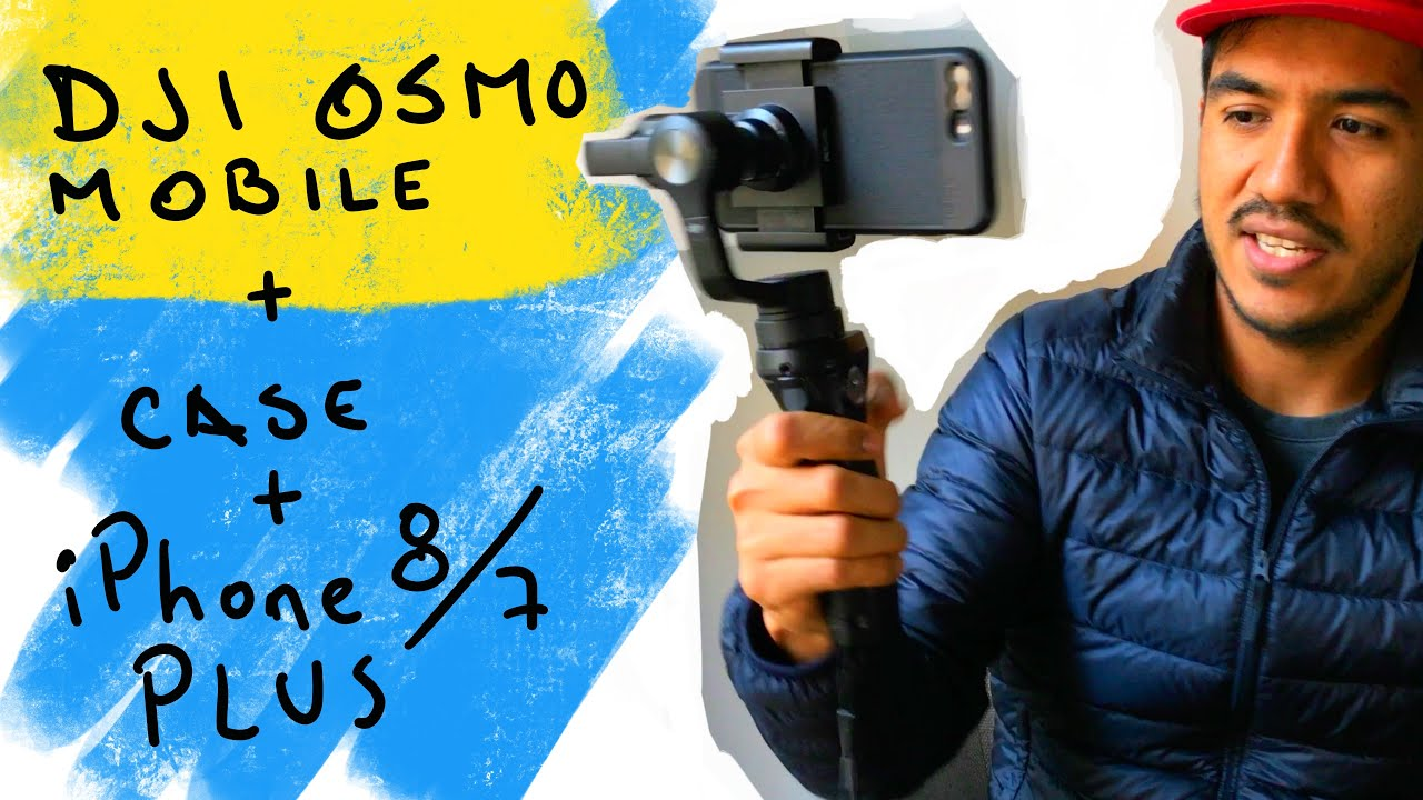 size 40 6e9b2 685c3 Fix DJI OSMO Mobile with Case on iPhone 8 Plus and 7 Plus.