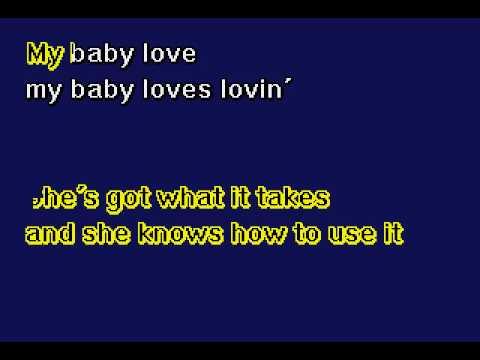 White Plains - My Baby Loves Lovin'- Karaoke re-upload