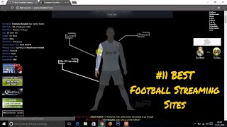 #11 BEST Football Streaming Sites To Stream Live Football