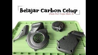 Belajar Carbon Celup