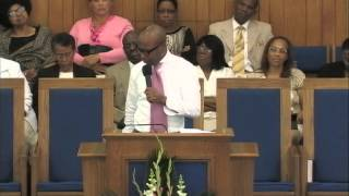 """Jesus Was A (Disappointment) Let-Down!"" Dr. Charles Wesley Knight"