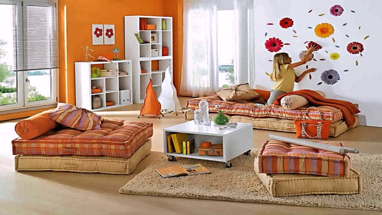 Indian Traditional Living Room Design - YouTube