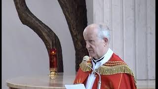 Ks. Stanisław Szczepaniec - Kazanie Pasyjne 2