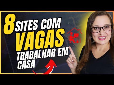 8 SITES para encontrar VAGAS de TRABALHO em Home Office – TRABALHO EM CASA Mafalda Melo