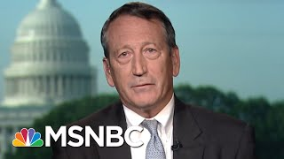 U.S. Representative Mark Sanford: Race Came Down To Allegiance To Donald Trump | Morning Joe | MSNBC