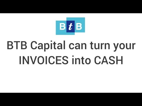 Business Invoice Factoring by BTB Capital