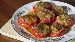 TOMATO GRATIN | light and easy italian recipe