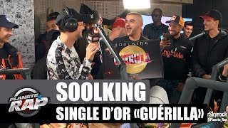 Soolking - Single d'or #PlanèteRap