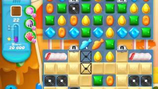 Candy Crush Soda Saga Level 1511 - NO BOOSTERS