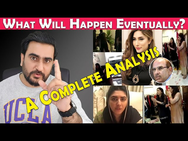 Actress Uzma Khan vs Daughter of Malik Riaz Full Story - What Will Happen Eventually?