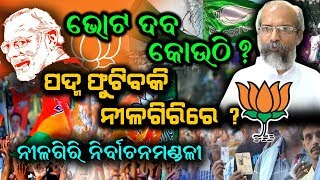 Vote Daba Kouthi || Nilagiri Constituency || An Election Survey 2019 Odisha