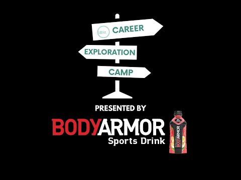 Sports Biz Camps' 2nd annual Virtual Career Exploration Camp (7.13, 7.15, 7.20., 7.22)