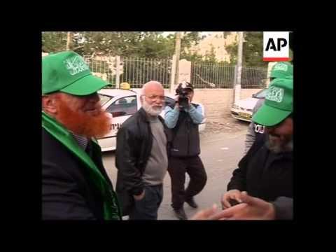 Fatah's Abbas, Qureia, Dahlan; Hamas, PFLP, disarmament