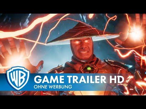 MORTAL KOMBAT 11 – Story-Prolog Trailer Deutsch HD German (2019) thumbnail