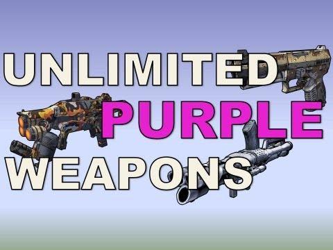 Borderlands 2 | Overpower 8 Legendary Loot Farming - Infinity Pistol