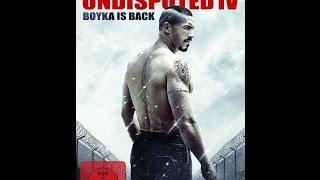 Scott Adkins UNDISPUTED IV Boyka Is Back (2016) Trailer HD