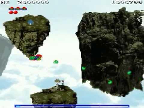 Horizontal Frontier (beta) - Game Maker Project (Shoot'em up Fan Game)