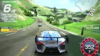 Ridge Racer - PS Vita - In-Game