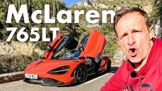 McLaren 765 LT   Ein Porsche GT2 RS-Killer?   765 PS   Matthias Malmedie