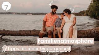 5 Ideen für mehr Gelassenheit im Familienalltag