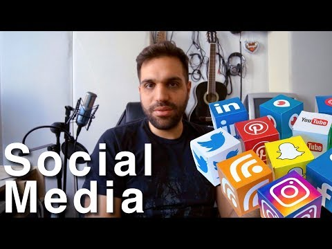 SOCIAL MEDIA PLAN for Musicians, DJs and Producers