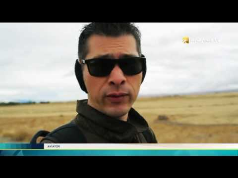 """Aviator"" #3 (16.11.2016) - Kazakh TV"