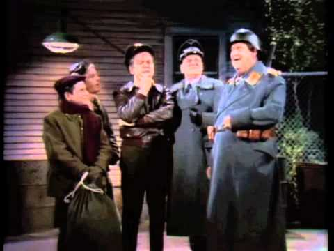 Bob Crane & Hogan's Heroes Cast on The Leslie Uggams   October 1969