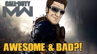 Why Is Call of Duty: Modern Warfare SO AWESOME?! And... BAD?!