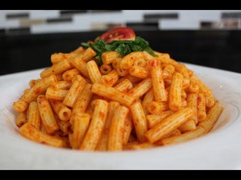 Anne Usulü Salçalı Spagetti Tarifi 😍