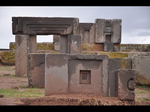 Puma Punku Ancient Alien Technology From 12000 Years Ago Youtube