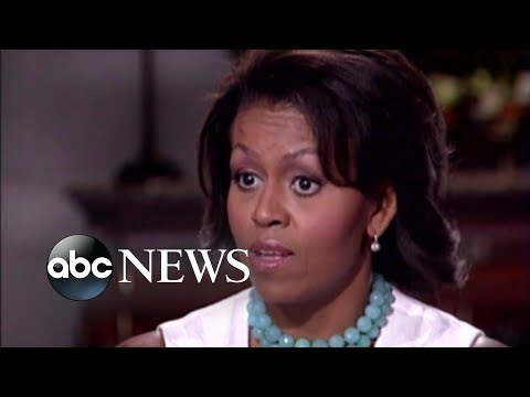 Willie Moore Jr. - WATCH! Michelle Obama through the years