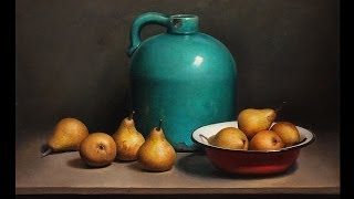 How to paint a still life