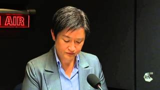 Penny Wong talks about the budget black hole [SD] ABC Radio National Breakfast