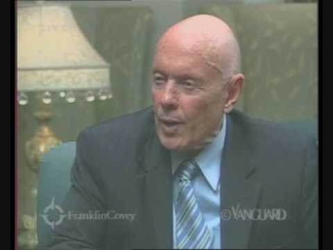 Andleeb interviews Dr.Stephen R.Covey