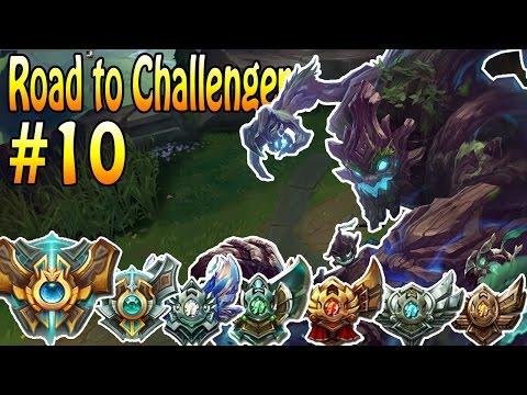 MAOKAI SUPPORT WTF - ROAD TO CHALLENGER #10 | MrMaikAp