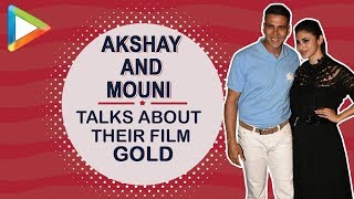 """Tapan Das in Gold is an UNBELIEVABLE..."": Akshay Kumar"