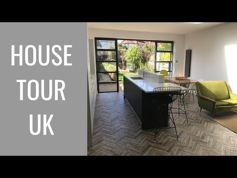 UK VLOGGER HOUSE TOUR || UK HOUSE TOUR 2019