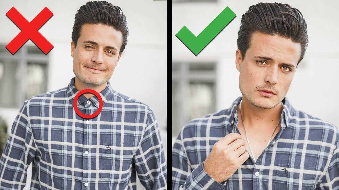 [VIDEO] - 5 Everyday Mistakes DESTROYING Your Style | Mens Fashion 2019 6