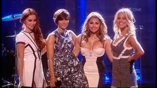The Saturdays - What About Us   The Voice of Ireland